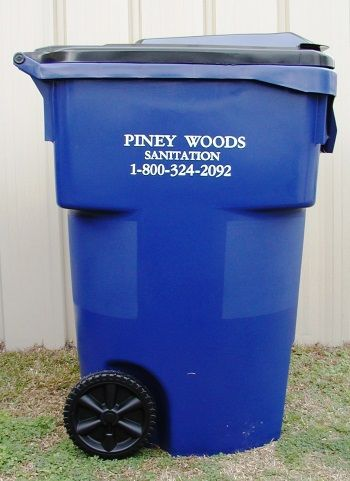 Piney Woods Cart
